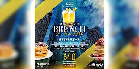Brunch in Downtown Chicago tickets