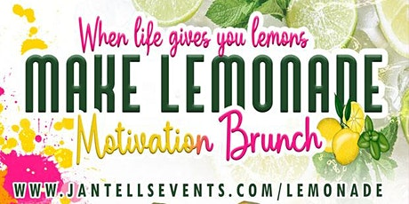 The Lemonade Brunch tickets
