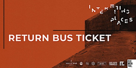 RETURN BUS TICKET: Interesting Places: The Subterranean Sessions tickets
