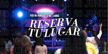 REUNIÓN PRESENCIAL - DOMINGO 20 JUNIO boletos