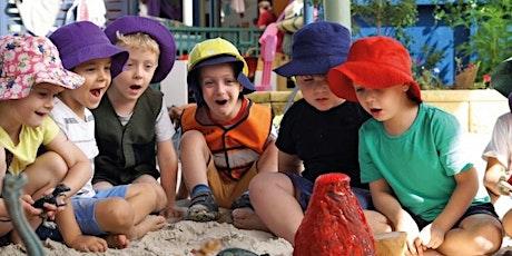 Kindergarten Head of School Tour tickets