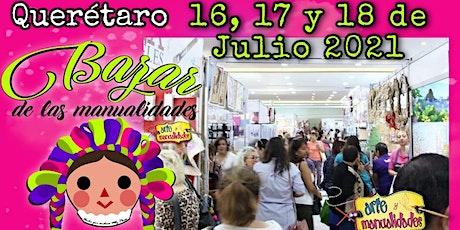Bazar de las Manualidades y más by Expo Arte y Manuliades Qro entradas
