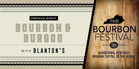 Bourbon & Burgoo tickets