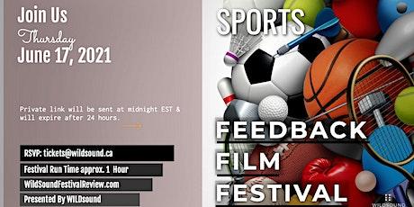 SPORTS Film Festival - Stream for FREE this Thursday. Award winning films tickets