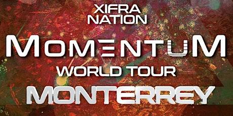 XIFRA WORLD TOUR MTY 2nd SEMINARIO SÁBADO entradas