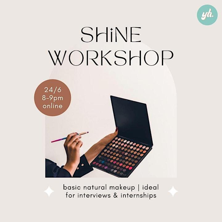 Shine Beauty Workshop image