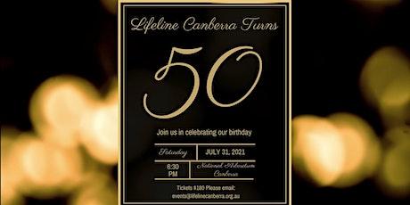 Lifeline Canberra Turns 50 tickets
