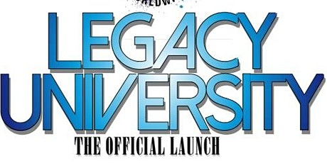 The Official Launch: Legacy University (Hookah Night) tickets