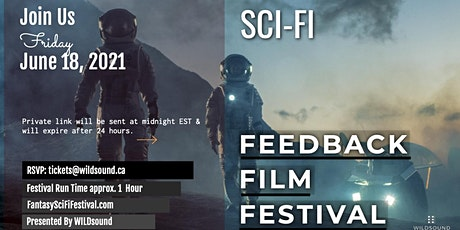 Sci-Fi/Fantasy Best of SHORTS Festival - Stream for FREE  all day Friday tickets