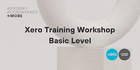 Xero Training Workshop: Basic Level tickets