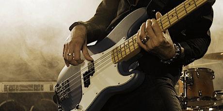 Thunder Fingers Bass Guitar Group tickets