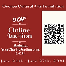 OCAF Online Auction tickets
