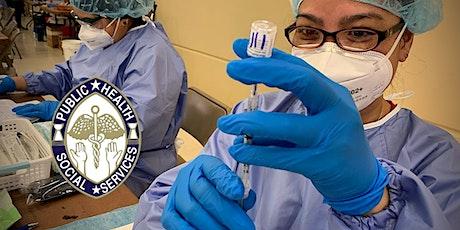 Micronesia Mall DPHSS COVID-19 Vaccination Outreach tickets