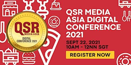 QSR Media Asia Digital Conference tickets