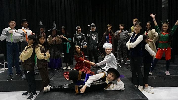 ACG Parnell Jr Drama Club Presents Robin the Hood image