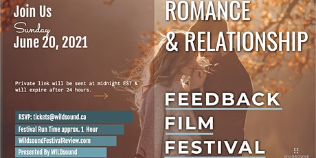 ROMANCE Film Festival - FREE EVENT - Stream for FREE this Sunday tickets