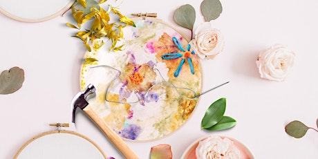 Flower Printing & Textile Workshop tickets
