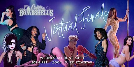 The Bootleg Bombshells FINAL Virtual Show ! tickets