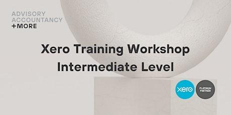Xero Training Workshop: Intermediate Level tickets