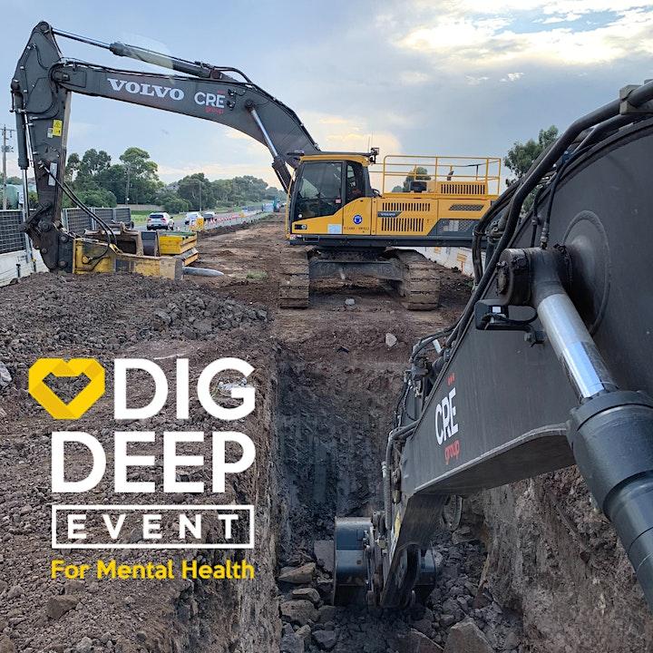Dig Deep Event - 2021 image