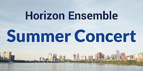 Horizon Ensemble: Summer Concert tickets
