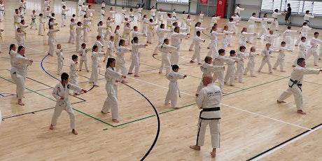 Shimjang Taekwondo Academy Riverina August 2021 Grading tickets