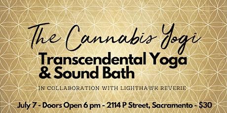 TCY Transcendental Sound Bath & Yoga tickets