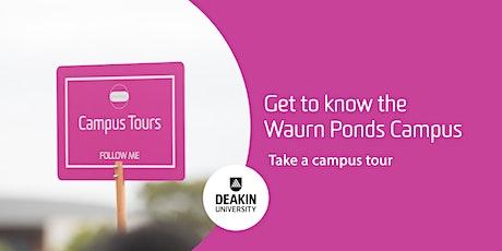 Trimester 2 Orientation - Geelong Waurn Ponds Campus Tours tickets