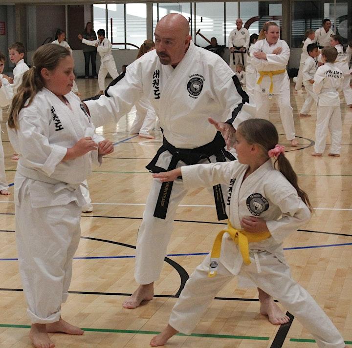 Shimjang Taekwondo Academy Riverina August 2021 Grading image