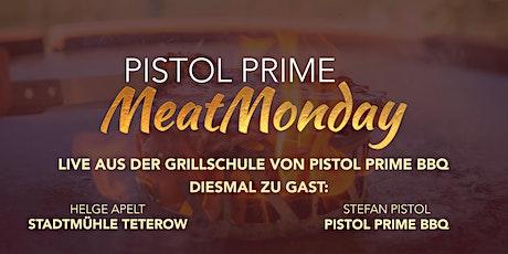 Pistol Prime MeatMonday #8 Tickets