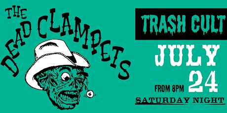 Dead Clampets tickets