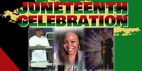 Juneteenth Celebration: Live Music by Rimaness | R&B, Soul, Jazz, & Blues tickets
