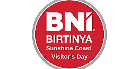 Birtinya Visitor's Day tickets