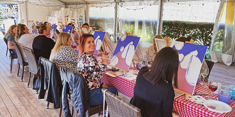 Paint and Sip at Sarabah Estate Vineyard tickets