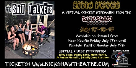 The Shit Talkers Live Stream tickets