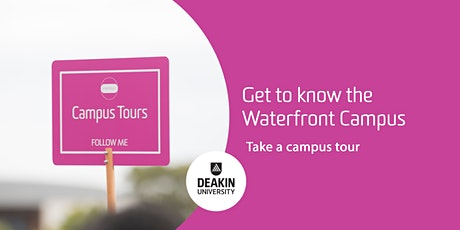Trimester 2 Orientation - Geelong Waterfront Campus Tours tickets