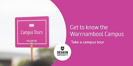 Trimester 2 Orientation - Warrnambool Campus Tours tickets