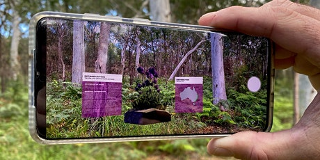 Wildflowers in Augmented Reality tickets