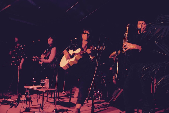 Yolanda Ingley II Band - Feature ticketed show at Open Studio image