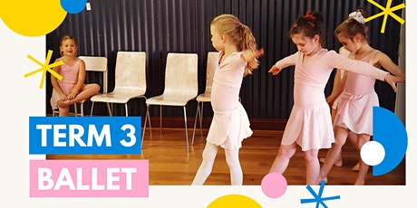 Term 3 - Toddlers Ballet (Aged 5 and under) tickets