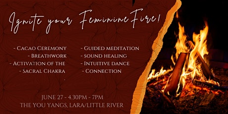 Goddess Gathering - Ignite the Feminine Fire Within You tickets