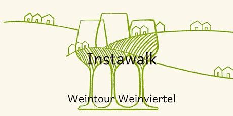 Instawalk - Weintour Weinviertel 2021 in Leobendorf Tickets