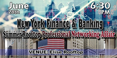 New York Trading, Finance & Banking - Fall Professional Networking Affair tickets