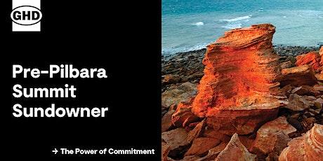 Pre-Pilbara Summit Sundowner tickets