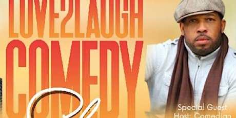 Love2Laugh Comedy Show! tickets