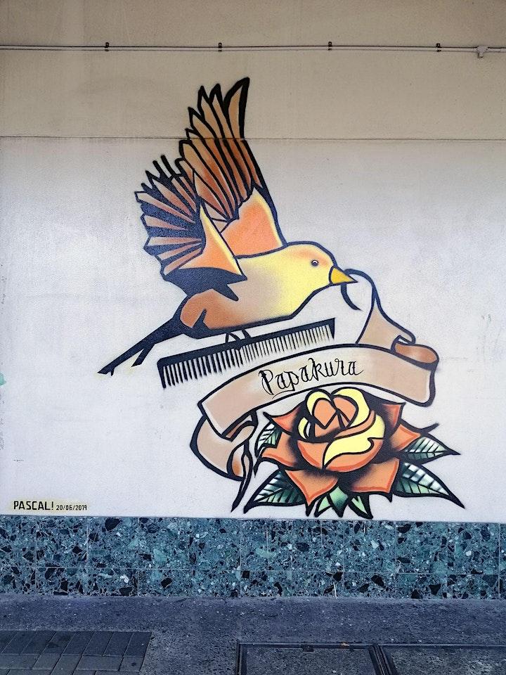 Papakura Street Art Tour image