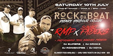 Rock Da Boat - Kuki Styles tickets