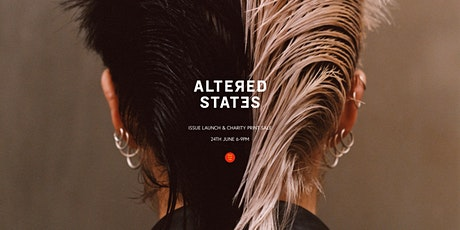 Altered States Magazine Launch tickets