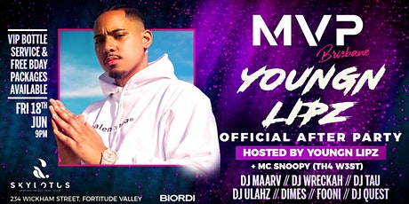 MVP Nightclub - Youngn Lipz Official After Party (18+) tickets