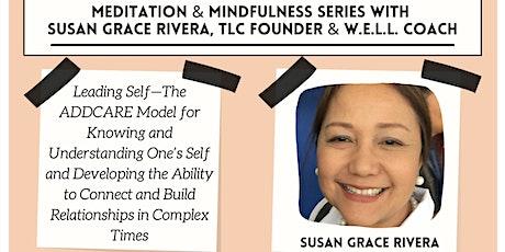 TLC First Friday Forum   Meditation & Mindfulness Series Tickets